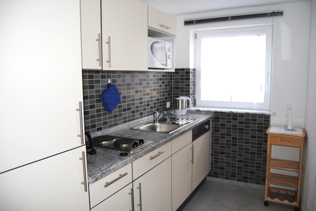 Küchenzeile Ferienwohnung Wilhelm Sauber