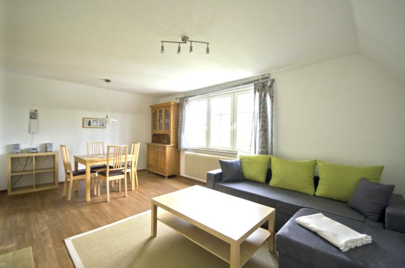 Komfort-Wohnung Toppler: Wohn-Essbereich